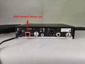Image 3 - Professionelle bühne leistung mikrofon system drahtlose mikrofon qlxd4 87a haltegriff headset lavalier revers mikrofon mic