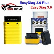 Launch EasyDiag 3,0 с 10 дюймовым 1280*800 2 Гб ОЗУ 32 Гб ПЗУ Quad 1,5G Android планшетный ПК EasyDiag 2,0 плюс обновление онлайн