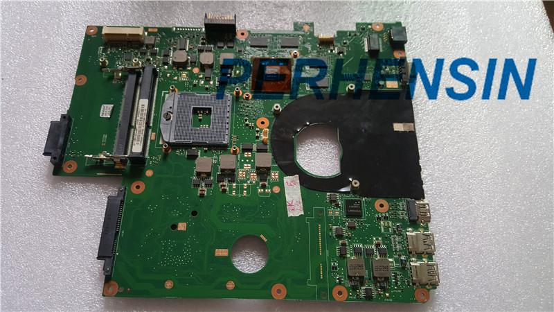 цена на Original LAPTOP MOTHERBOARD for MSI CX640DX A17 MAINBOARD 08N1-0P11J00 100% tested good