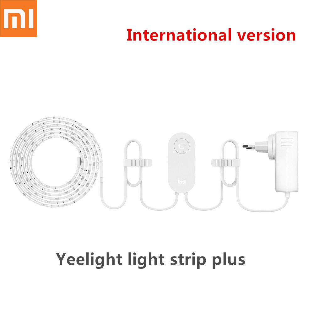 [ International version ] Original Xiaomi yeelight Night light strip plus extension Ambiance Dimmable LED Lamp Smart Light strip[ International version ] Original Xiaomi yeelight Night light strip plus extension Ambiance Dimmable LED Lamp Smart Light strip