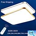 LED Ceiling Lamp For The Family Living Room Bedroom Ceiling Light LED Energy Saving AC220V 2015 Modern