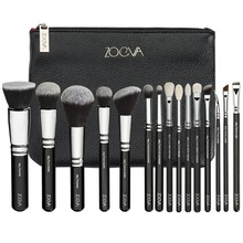 NEW ARRIVAL ZOEVA MAKE UP EYES AND FACE BRUSHES 15PCS COMPLETE SET