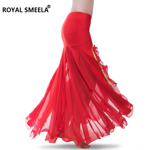 Image 3 - Women Hot Sale Gorgeous Belly dance skirt Sexy belly dancing skirt belly dance costumes bellydance clothes performance wear 6014