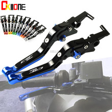CNC Motorcycle Adjustable Folding Extendable Brake Clutch Levers Set For Honda CRF1000L Africa Twin 2015-2018 2017 CRF 1000L цена