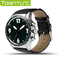 Y3 torntisc android 5.1 bluetooth smart watch phone 1.39 polegada 400*400 pixels suporte ip65 à prova d' água nano sim card wi-fi gps