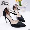 Brand Shoes Woman High Heels Women Pumps Stiletto Thin Heel Womens Pumps Pointed Toe Sandals Women Shoes Summer Woman Shoes