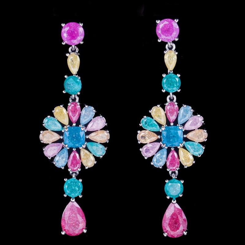 opal earrings-
