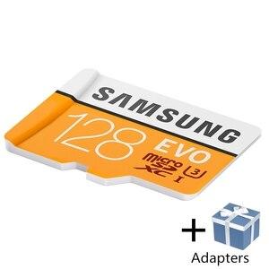 Image 2 - SAMSUNG tarjeta Microsd 256G, 128GB, 64GB, 100 Mb/s, Class10, U3, 32GB, 95 Mb/s, U1, SDXC, tarjeta de memoria EVO, tarjeta Flash TF