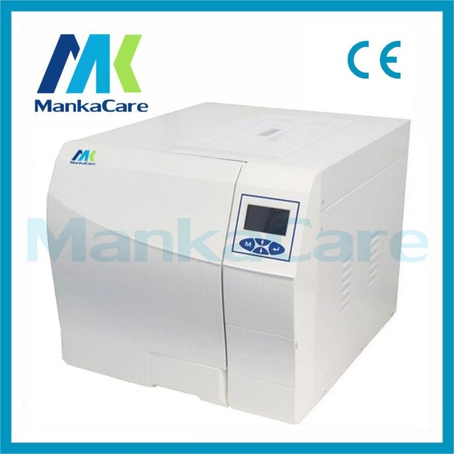 Manka Importa-Stiler II-18 Pulso De Vacío de vapor autoclave/Europa clase B esterilizador médica dental/gabinete de La Desinfección