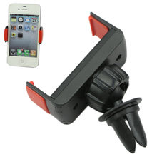 Universal 360 degree car mobile phone holder car air vent mount holder For Smart Mobile huawei p8 iphone se 5 5s 6 6s(China)