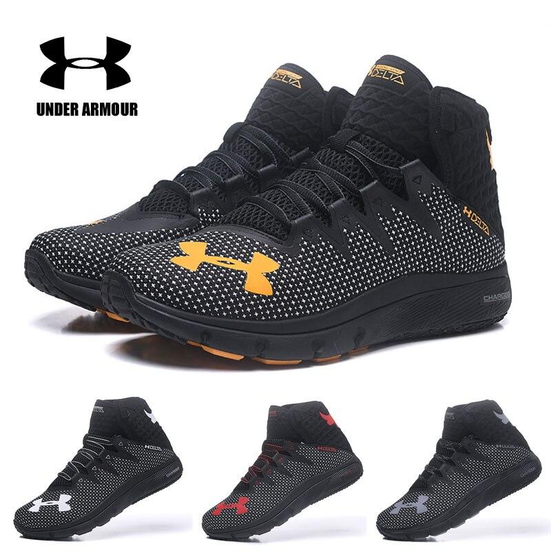 Sous Armour basket chaussures UA x Project Rock baskets homme chaussure noir blanc zapatos hombre extérieur chaussures confortables