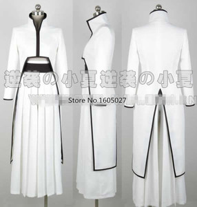 Anime Bleach Grimmjow Jeagerjaques Ulquiorra Cifer Halloween Party Suit Uniform Clothing Cosplay Costumes Custom-made Any Size
