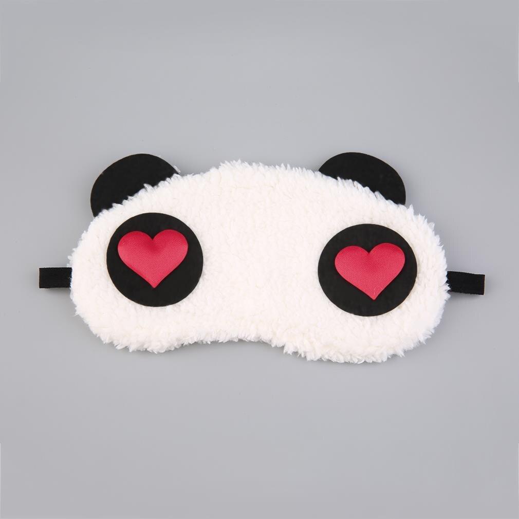 как маска для сна панда картинки аппликации
