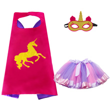 2-8 Y.O SPECIAL Unicorn Costume For Girls Tulle Skirt Dress Up Costumes Party Anime Toys Gift Fairy Girl Costume Dance Show smale h sunny side up geek girl special book 2