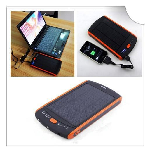3А Солнечное зарядное устройство 23000 мАч Солнечная Панель power bank для ноутбука для iPhone Samsung 5 V/12 В/16 В/19 В