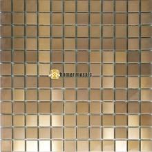 metallo mosaico di cucina