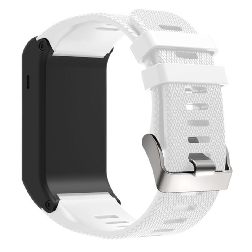 Sports Silicone Bracelet Strap Band For Garmin Vivoactive Hr Carprie Futural Digital New Fashion F30 Wearable Devices