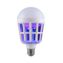 E27/B22 LED Bulb AC175~220V LED Mosquito Killer Bulb Insect Anti Mosquito Repeller Light For Home Lighting Bug Zapper Trap Lamp(China)
