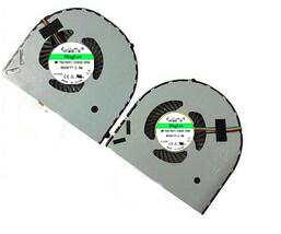CPU AND GPU Cooler Fan For DELL Alienware 15 17 R1 R2 R3 2015 New Series DFS200805000T FG79 FG7A DC 5V quality aaa one single green board new vci without bluetooth 2014 r2 2015 r1 optional gray vd tcs cdp pro with japen nec relay