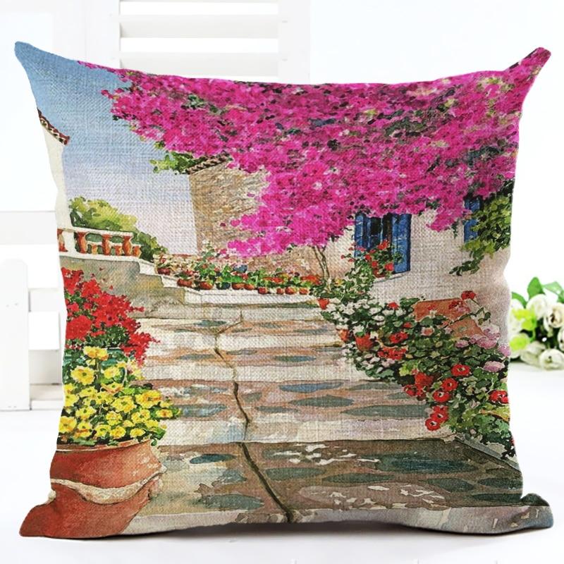 2016 Hot Selling American Town Home Decorative Sofa Cushion Throw - Home Textile - Photo 3