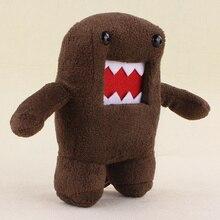 17cm Cute Domo Kun plush stuffed doll font b toys b font children novelty item creative