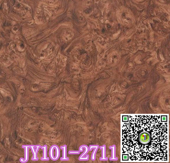 JETYOUNG  Wholesale Cubic Water Transfer Printing Film Hydro Graphic Film Wooden pattern-50 m2 per roll