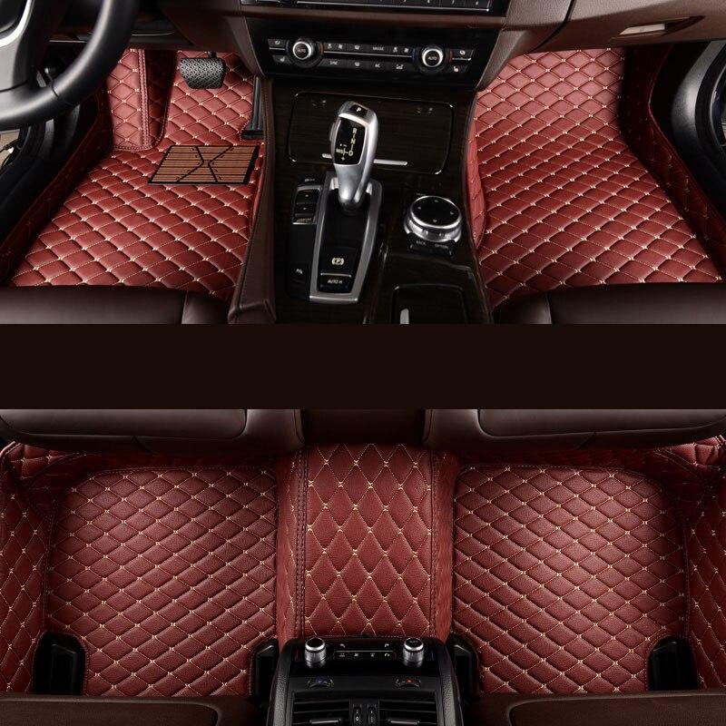Custom Fit Carpet Floor Mats For Hummer H3 H3T
