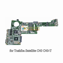 DA0MTCMB8G0 A000239480 For Toshiba satellite C40 C40 T laptop motherboard GeForce GT710M HD4000 DDR3