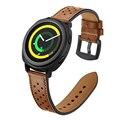 Для Samsung Gear Sport S2 классический новейший 20 мм ремешок для часов Huami Bip Смарт-часы ремешок для наручных часов для Huawei Watch 2 4G