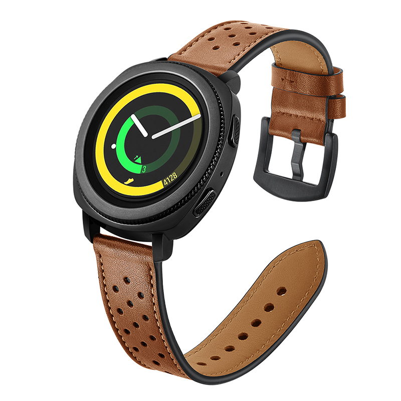 Per Samsung Gear Sport S2 Classic Più Nuovo 20mm Watch Band Huami Bip Smart Orologio Da Polso Strap Cinturini Per Huawei orologio 2 4g