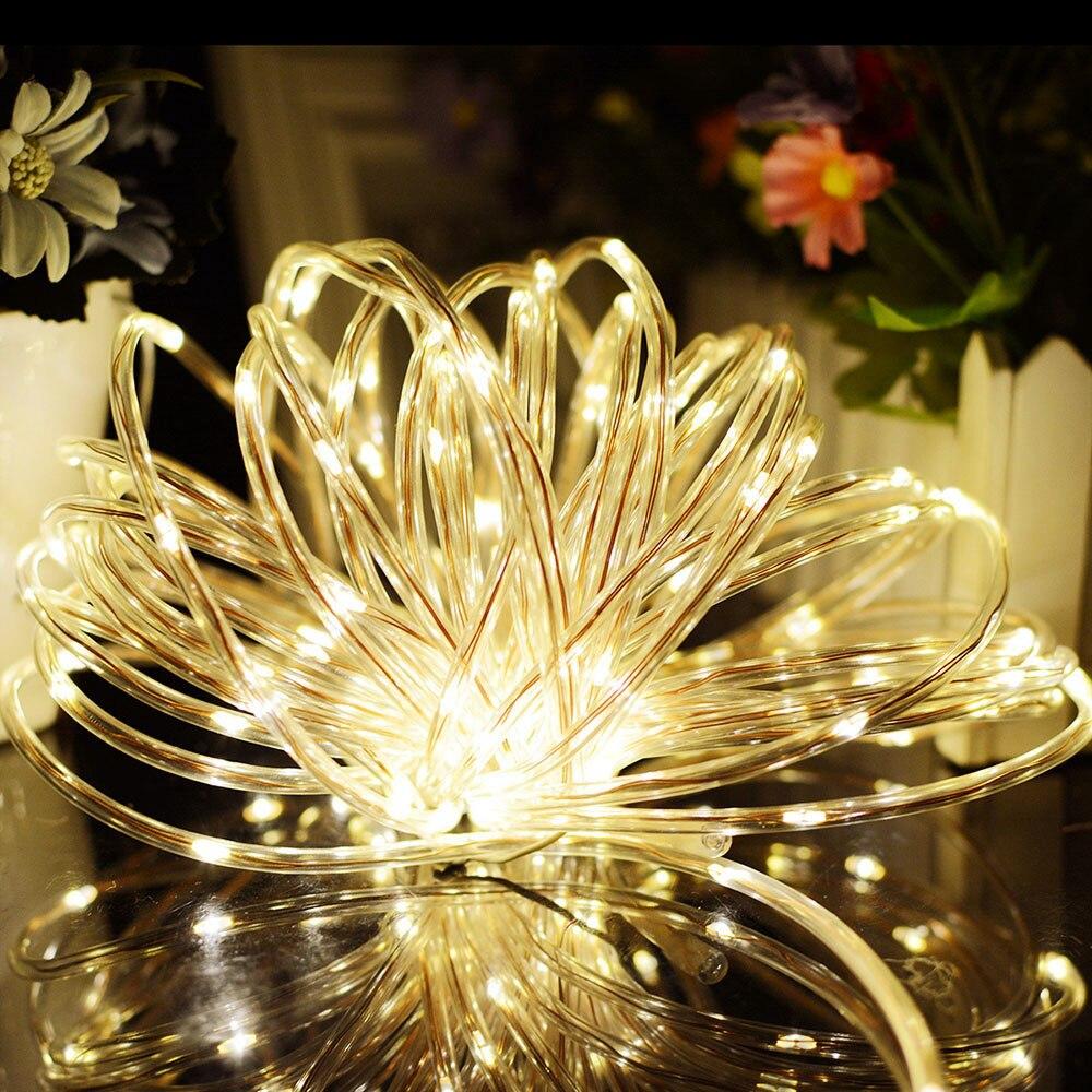 Licht & Beleuchtung Aus Dem Ausland Importiert Led Outdoor Solar Lampe Usb Led Lichterketten Fee Urlaub Weihnachten Solar Party Girlande Solar Garten Wasserdicht Lichter Solarlampen