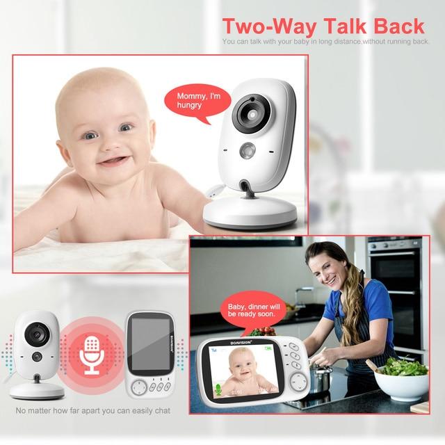 Two-Way Talk Back Monitor 2