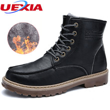 UEXIA New Warm Winter font b Shoes b font Men font b Casual b font font