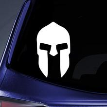 Bargain Max Decals - 300 Spartan Helmet of King Leonidas - Sticker Decal Notebook Car Laptop 8 (White) d mackor the death of king leonidas