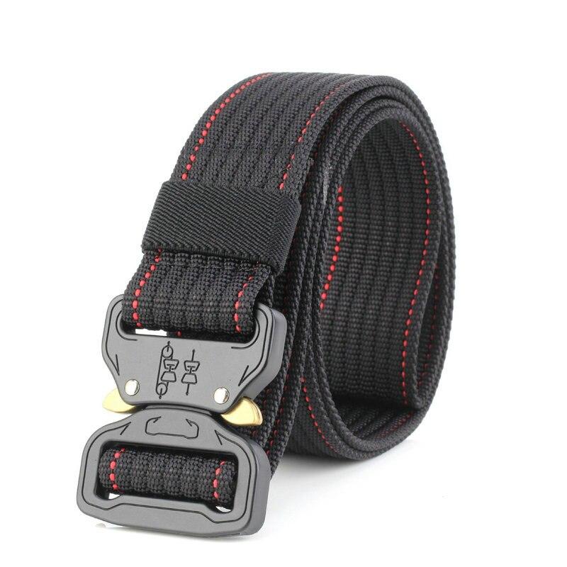 New Cobra Buckle Tactical Belt 3.5cm Higs