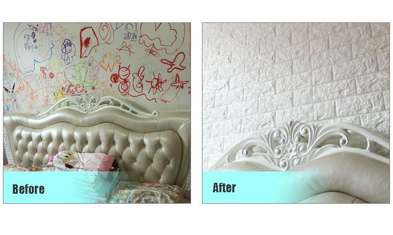 HTB1w1BkOXXXXXcSXXXXq6xXFXXXf - DIY Self Adhesive 3D Wall Stickers Bedroom Decor Foam Brick Room Decor Wallpaper Wall Decor Living Wall Sticker For Kids Room