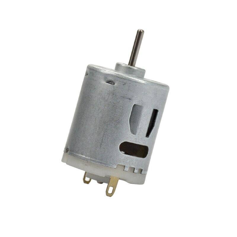 Buy rs 365 sh motor 6v 20 vdc dc motor for Dc motor hair dryer
