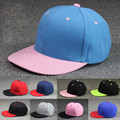 LongKeeper 50pcs/lot Snapback Caps Blank Hip Hop Hats Customized Net Baseball Caps LOGO Printing Adult Hats Casual Peaked Hat