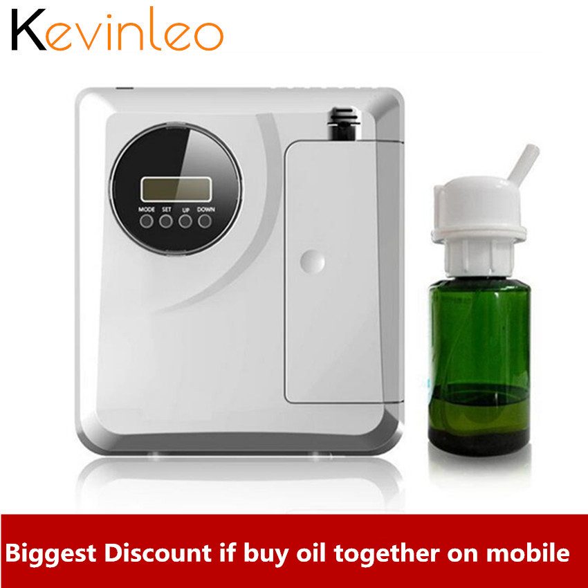 Scent Air Machine 160ml Refill Bottle 200m3 100% Essential Oil Waterless Fragrance Essential Oil for Home Office Business home scent machine air 2 000m3 coverage area 500ml hvac fragrance delivey systems with 100% pure essential oil for business