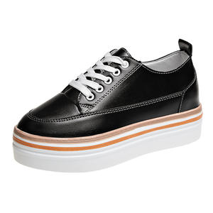 262dfdfc6b3c BabeBcBd WOMEN 2018 model female style platform sole shoes