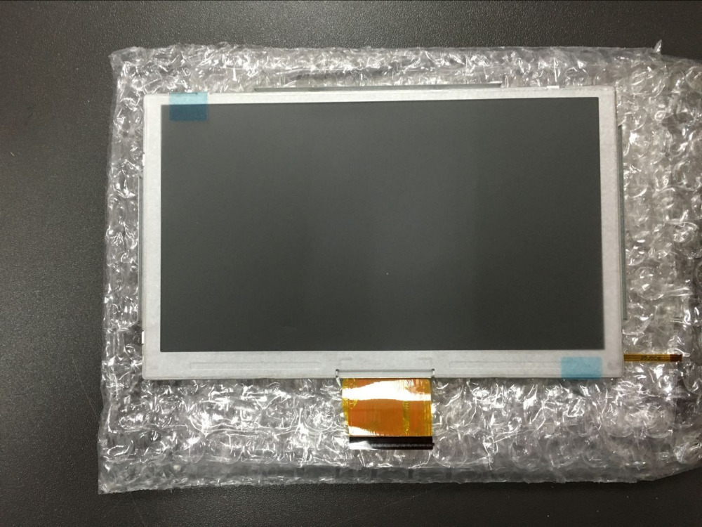 5pcs lot original 95 new for wiiu for wii u gamepad lcd display screen replacement no