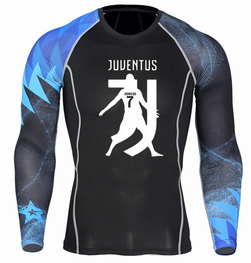 brand new 3555c 42336 cristiano ronaldo blue jersey long sleeve
