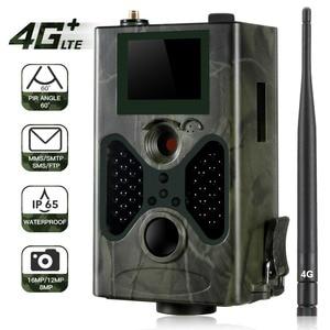 Image 1 - كاميرا Suntekcam HC330LTE 4G Trail كاميرا الصيد 16 mp 1080P SMTP SMS كاميرات الأشعة تحت الحمراء IR لعبة البرية درب كاميرات مصيدة الصور