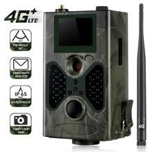 Suntekcam HC330LTE 4G Trail Camera Hunting Camera 16MP 1080P SMTP SMS Infrared Cameras IR Wild Game Trail Cameras Photo Trap