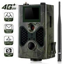 Suntekcam HC330LTE 4G Trail Camera Máy Ảnh Hunting Máy Ảnh 16MP 1080 P SMTP TIN NHẮN SMS Hồng Ngoại Máy Ảnh IR Trò Chơi Hoang Dã Trail Máy Ảnh ảnh Bẫy