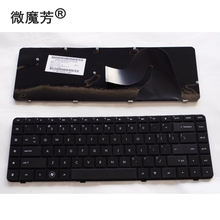 English keyboard FOR HP CQ62 G62 CQ56 G56 For Compaq 56 62 G56 G62 CQ62 CQ56 CQ56-100 US Laptop Keyboard