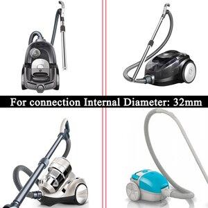 Image 5 - 32mm Universal Vacuum Cleaner Brush Floor Cleaner Head Air Driven Vacuum Carpet Brush For Dyson DC52 DC58 DC59 V6 DC62