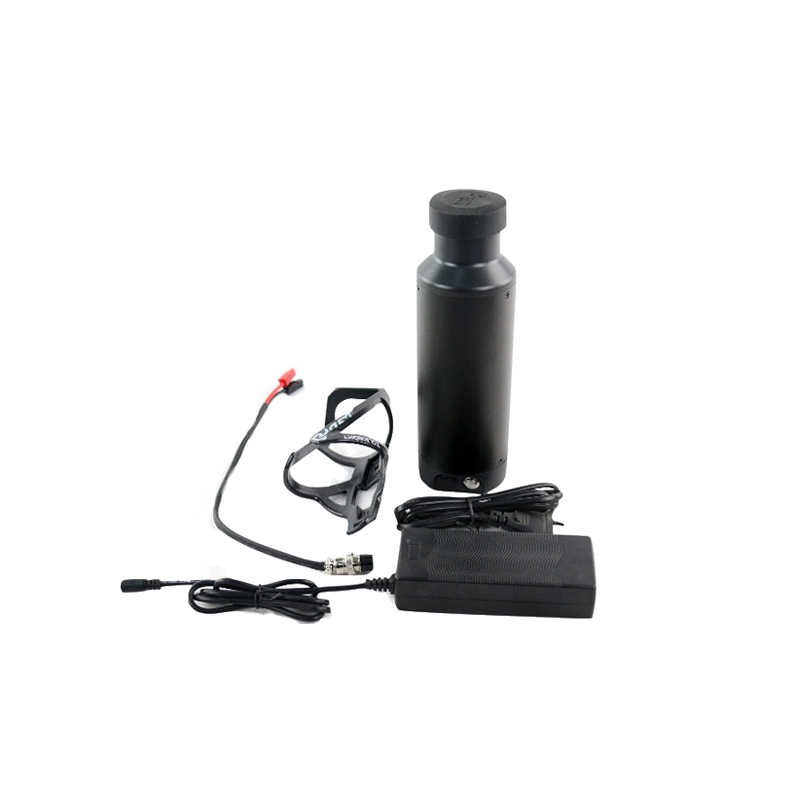 36V 7Ah /10Ah /10.5Ah E-Bike lithium Battery Newest small mini water bottle Battery with USB for 500W motor