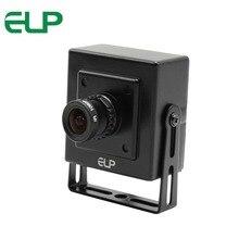 ELP CCTV Cmos 700tvl Black indoor surveillance mini Home Security video camera with 3.6mm lens