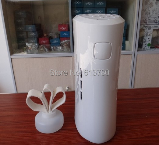 hotsale automatic fan aroma dispenser bathroom toilet perfume sprayer  aerosol air freshener air scent marketing air